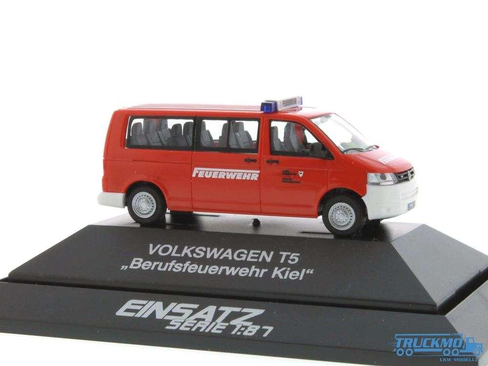 Rietze Berufsfeuerwehr Kiel Volkswagen T5 GP 53425
