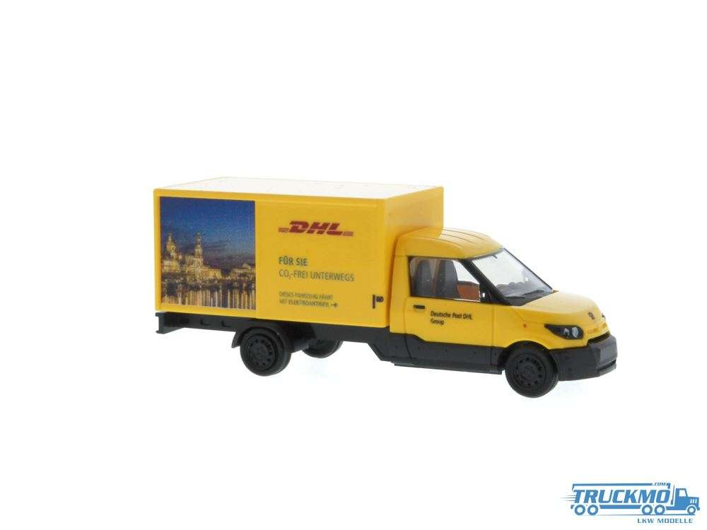 Rietze DHL Dresden Streetscooter Work L 33013