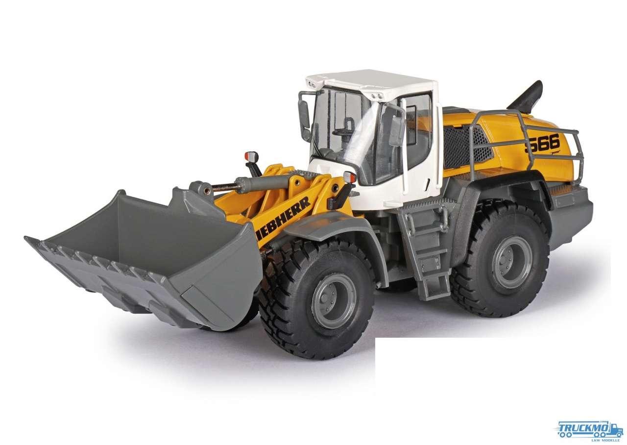 Conrad LIEBHERR L 566 X Power Wheel loader 2449/08 BAUMA 2019