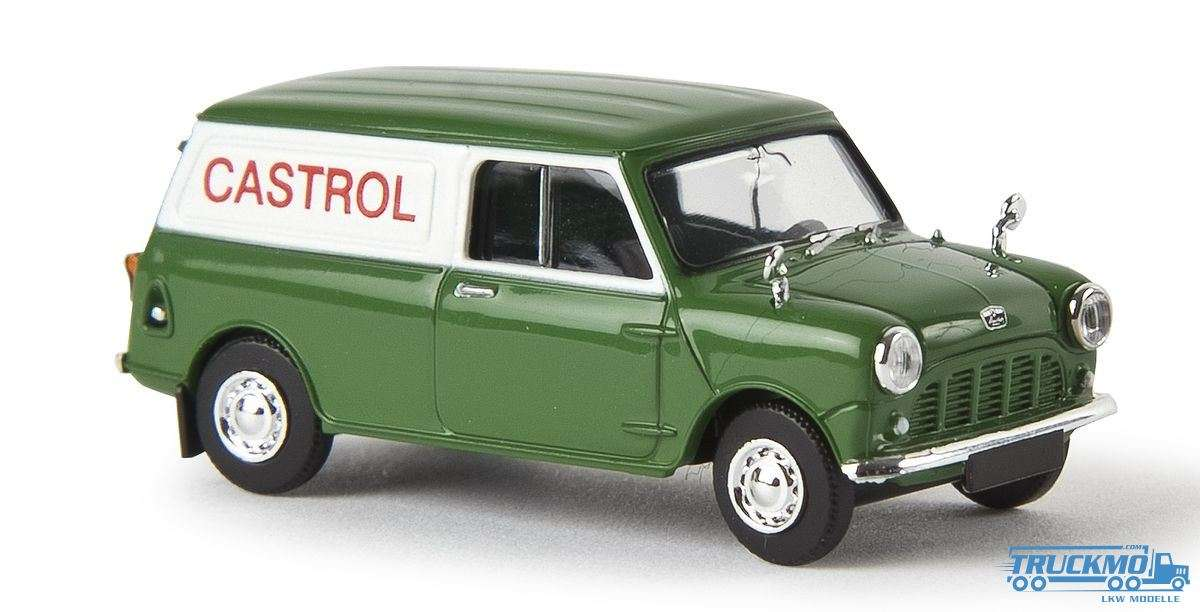Brekina Castrol Austin Mini Van 15357