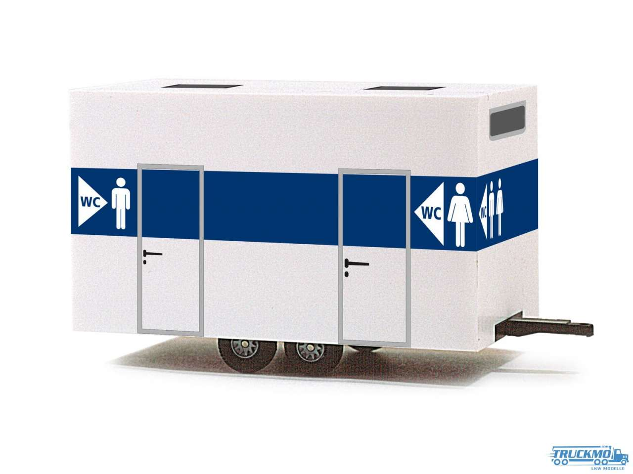 Rietze WC-Anhänger 70261