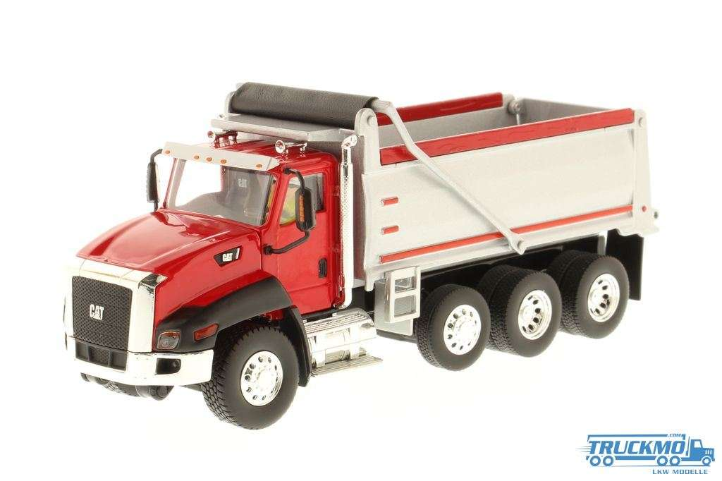 Diecast Masters CAT CT660 Muldenkipper 85502
