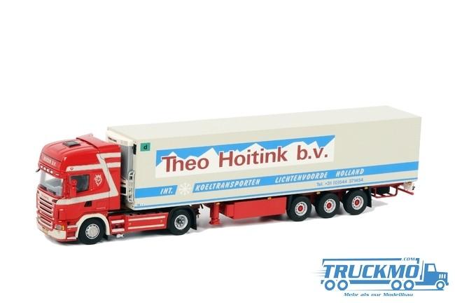 WSI Theo Hoitink Scania R Topline Kühlauflieger