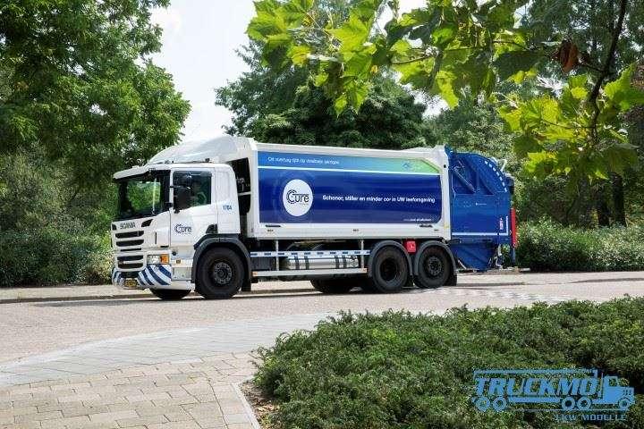 Tekno Cure Scania P-Serie Müllwagen 74843