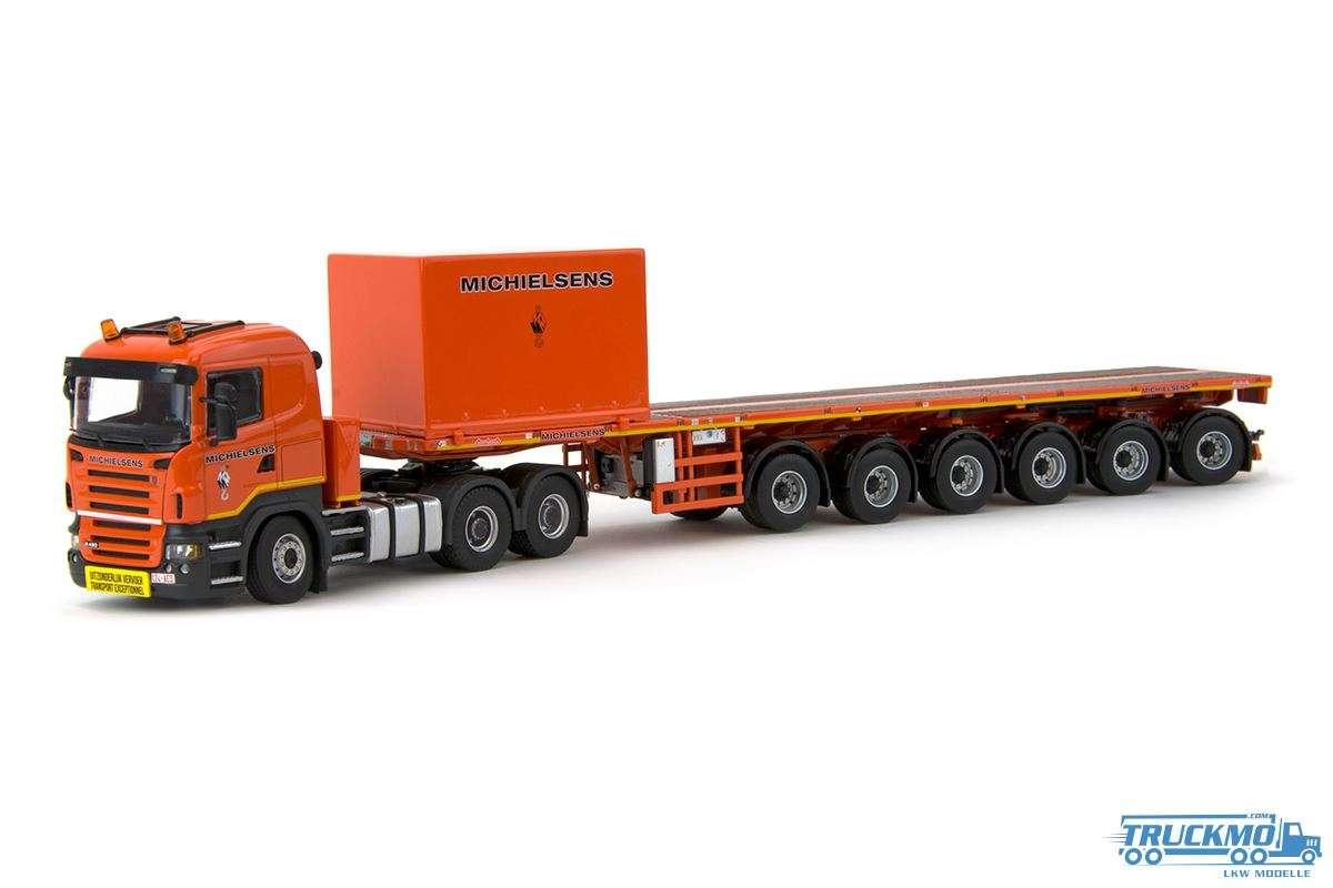IMC Models Michielsens Scania R5 Lowline Nooteboom Ballasttrailer 33-0034