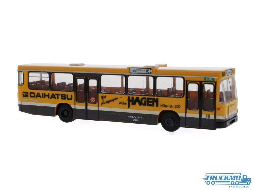 Rietze Krefelder Verkehrs-AG MAN SL 200 72342