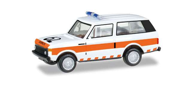 Herpa Politie Niederlande Range Rover 092944