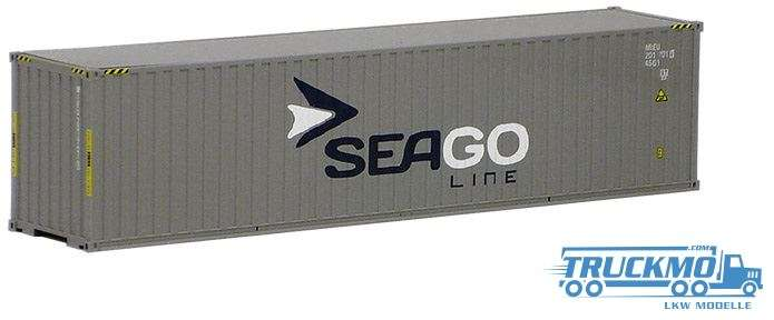 AWM Seago 40ft. HighCube Container 491680