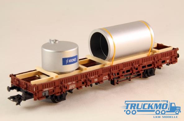 Ladegüter Bauter Tank für Flüssigkeiten Krones H01277