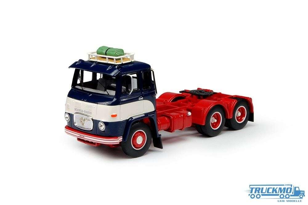 Tekno LKW Modell T.B.P. Scania LB76 6x2 69429
