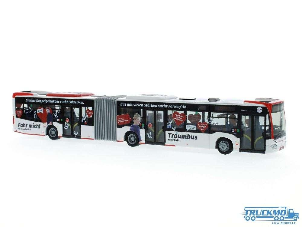 Rietze ASEAG-Traumbus sucht Dich Mercedes Benz Citaro 12 G 73608