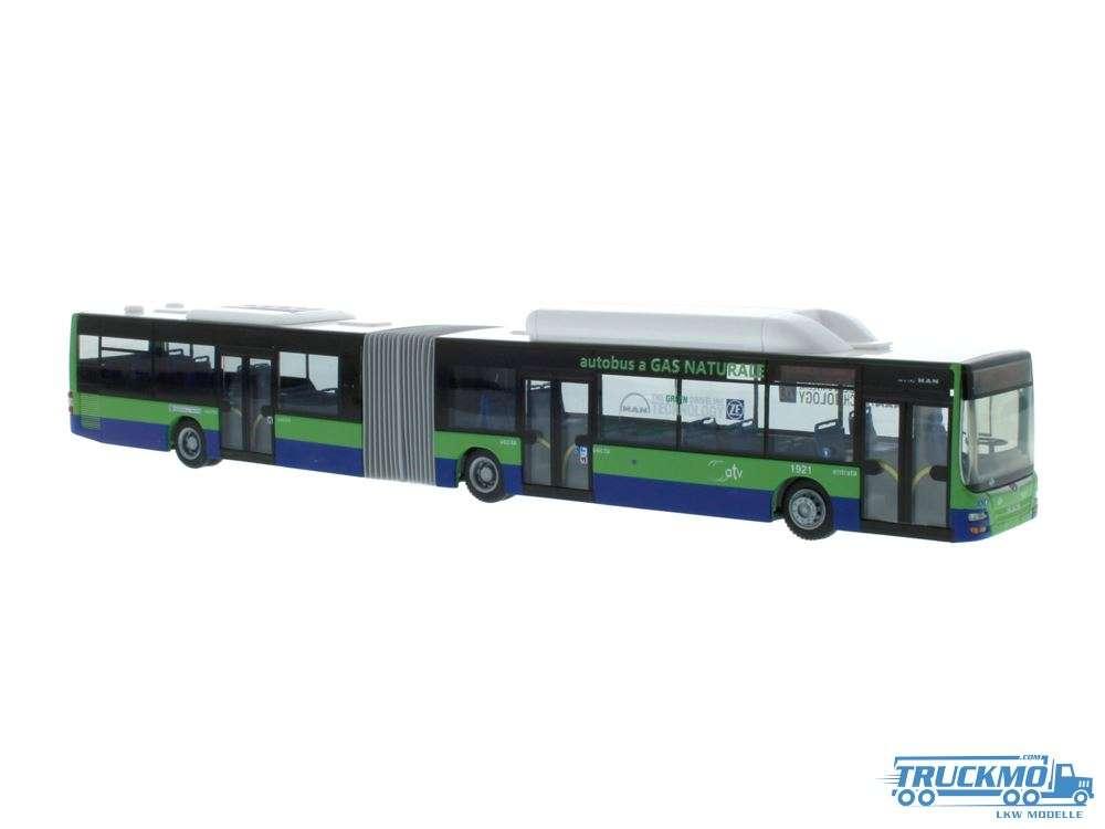 Rietze CNG ATV Verona MAN Lions City GL 15 72764