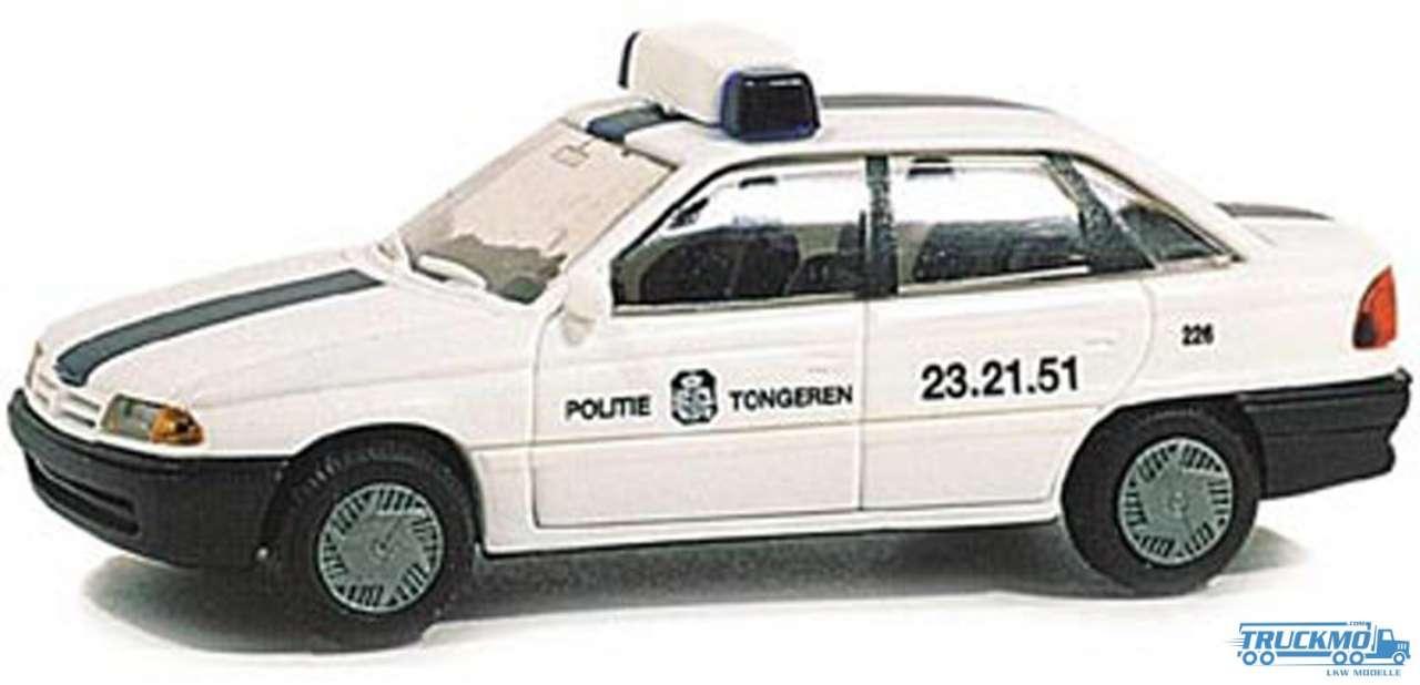 Rietze Politie Opel Astra Stufenheck 50511