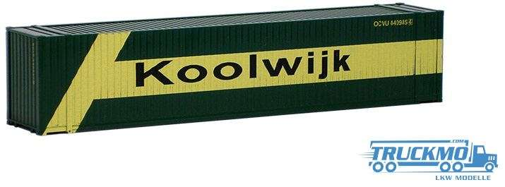AWM Koolwijk 45ft. HighCube Container 491807