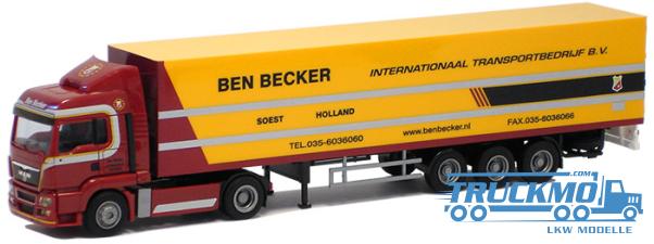 AWM Ben Becker MAN TGS LX / Aerop. - KSZ