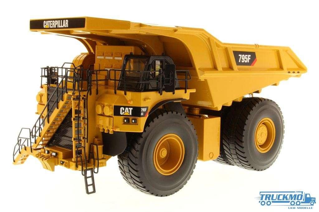 Diecast Masters CAT 795F AC Muldenkipper Dumper 85515