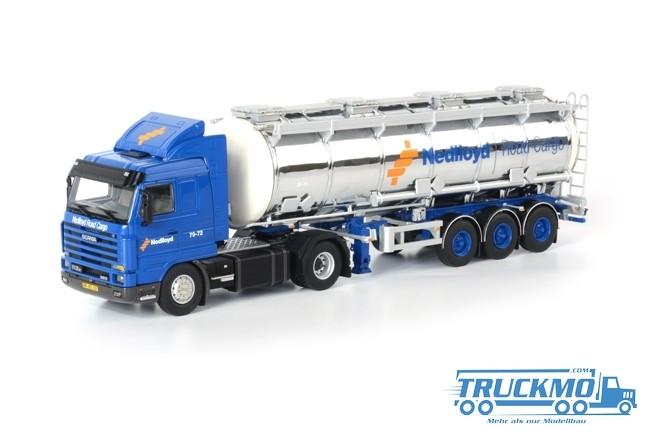 WSI Nedlloyd Road Cargo Scania R113/R143 Tankauflieger