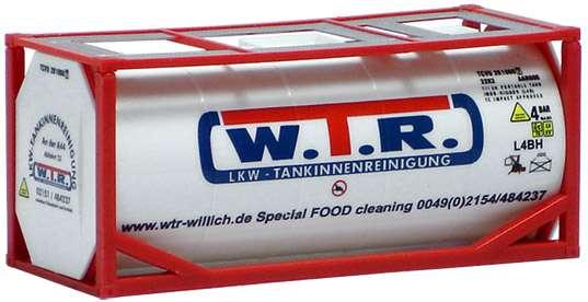 AWM WTR 20ft. Tankcontainer 492018