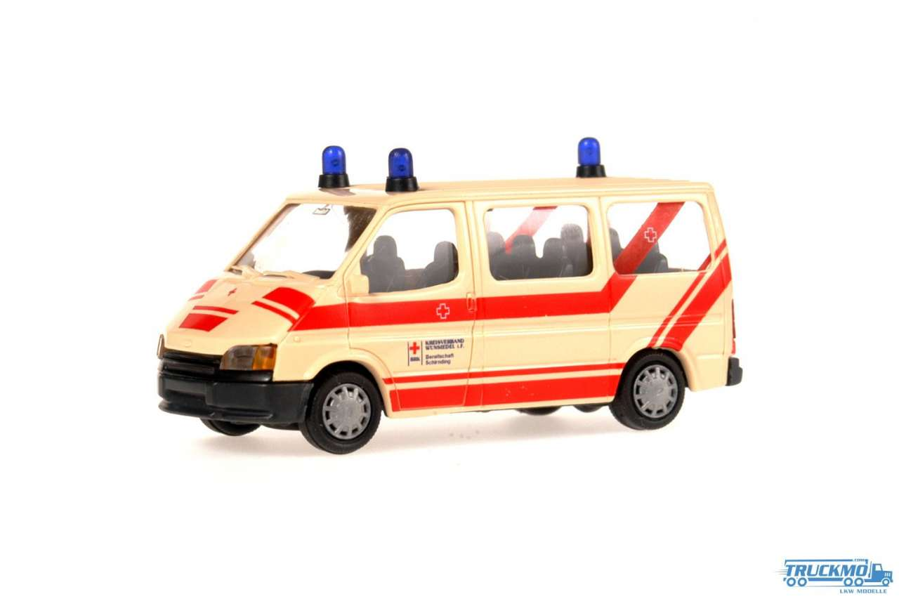 Rietze BRK Schirnding Ford Transit 50688