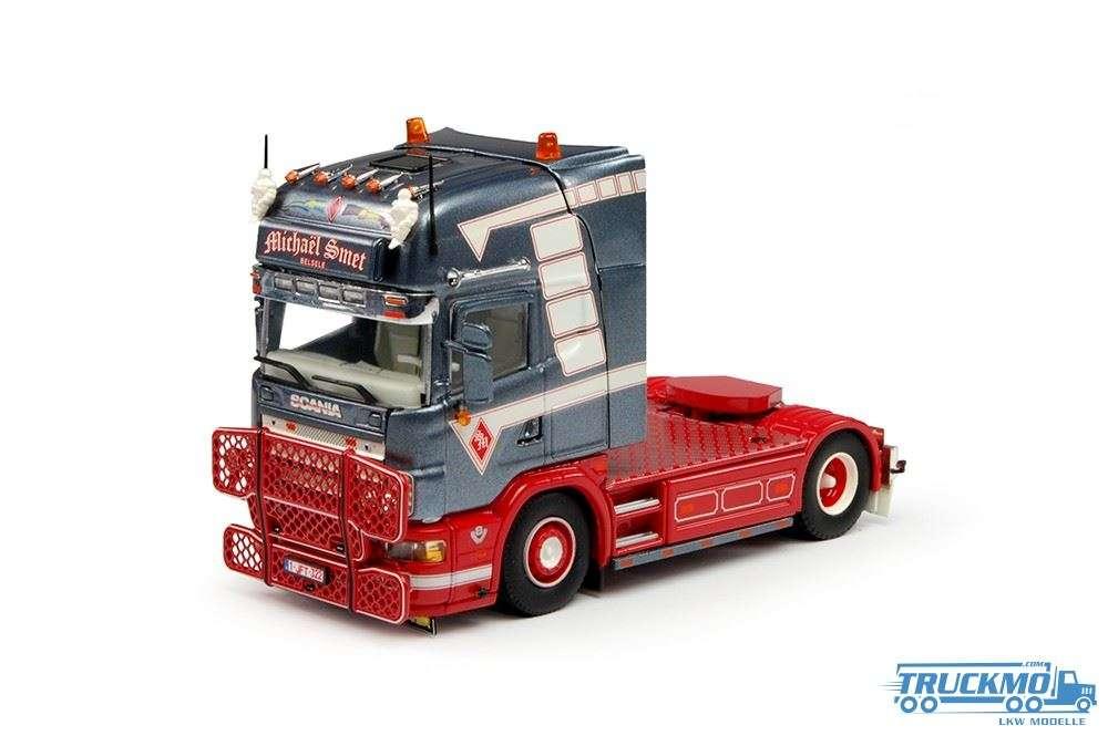 Tekno Smet Michael LKW Modell Scania 4 Serie Topline 4x2 69736