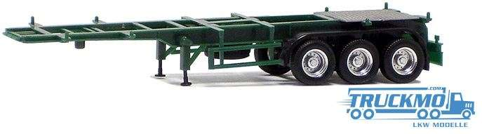 Herpa 30ft Container-Trailer 480111