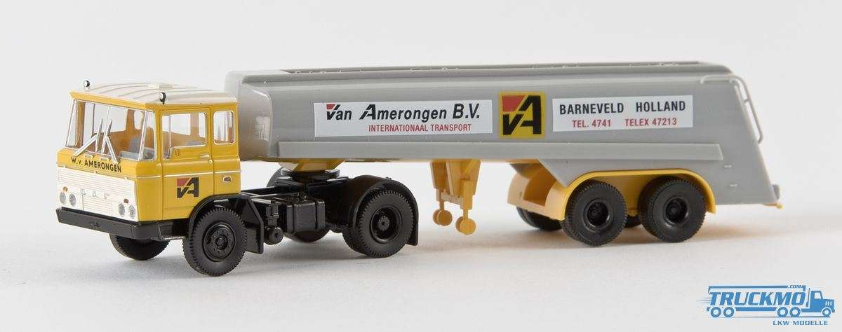 Brekina Van Amerongen DAF FT 2600 Tanks-SZ 85258