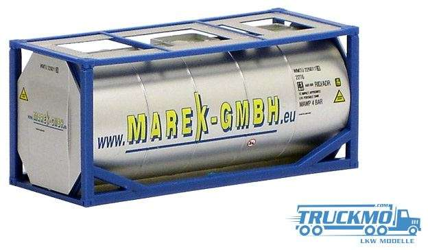 AWM Marek 20ft. Tankcontainer 491040