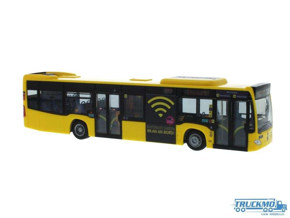 Rietze Innovationsbus Ruhrbahn Essen Mercedes Benz Citaro 15 73430