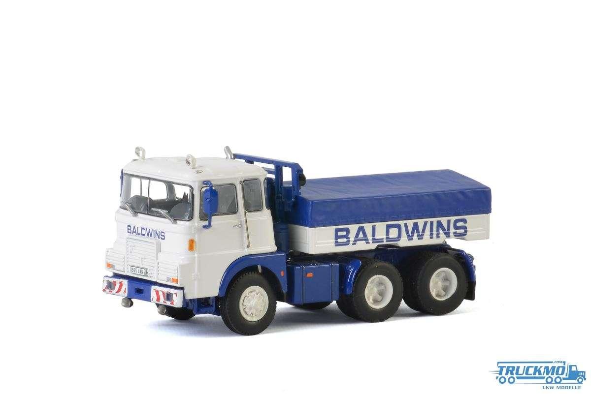 WSI Baldwins Crane Hire FTF F Serie Ballast Box 01-2381