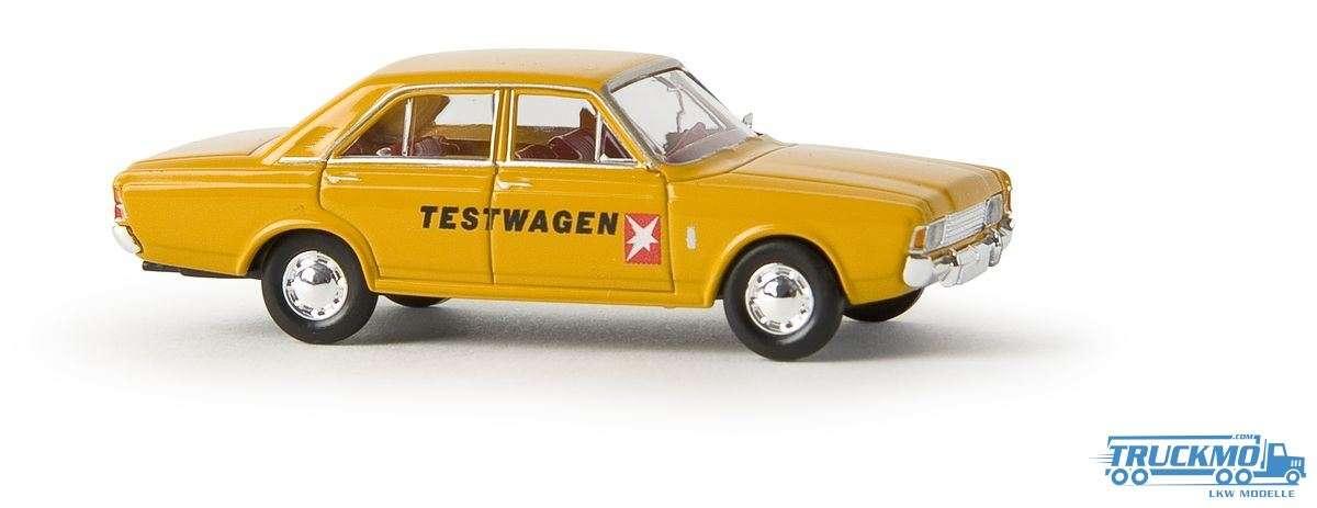 Brekina Stern Testwagen Ford 17m 19405