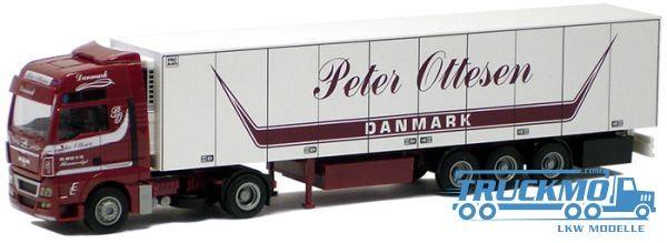 AWM Peter Ottesen Lkw-Modell MAN TGX XXL - Kühl-KSZ