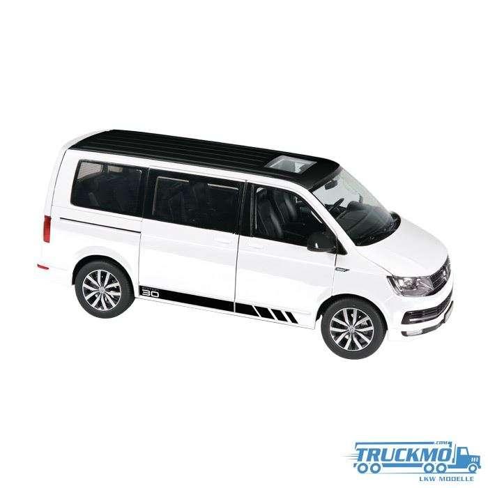 NZG Volkswagen T6 Multivan Edition 30 white 9542/40