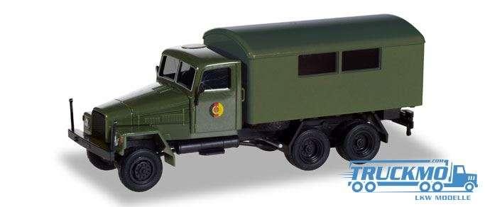 Herpa IFA G5 Koffer-LKW NVA 746274