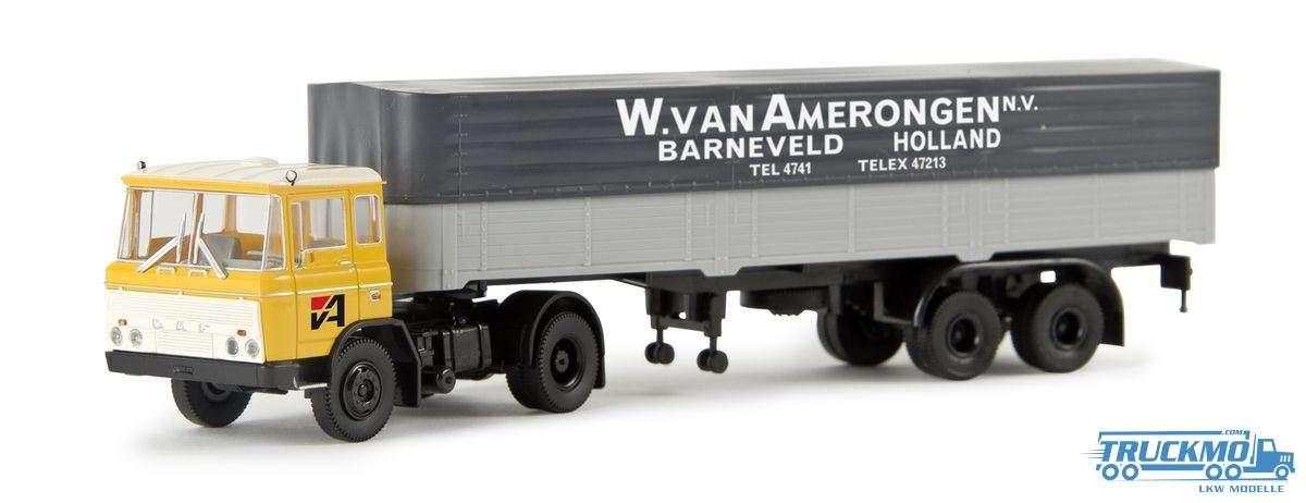 Brekina Van Amerongen DAF FT 2600 PP-Sattelzug 85275
