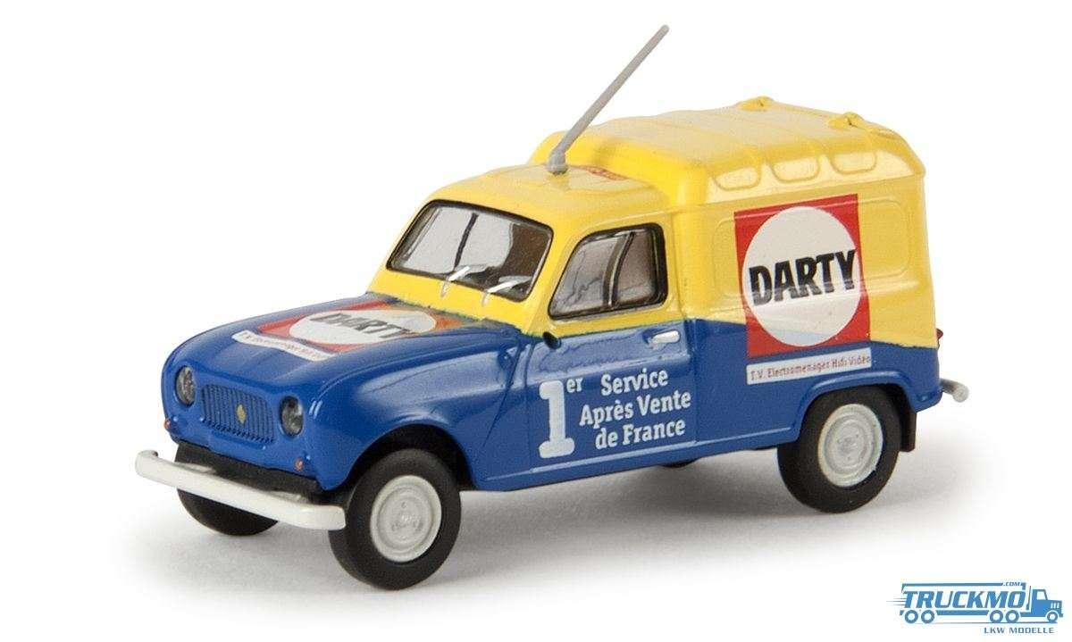 Brekina Darty Renault R4 Fougonnette 14710