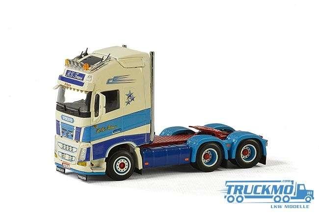 WSI R.G. Trans Oy Volvo FH04 Globetrotter XL 01-2232