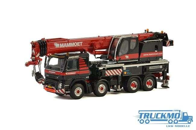 WSI Mammoet Liebherr LTF 1060 crane model 410331