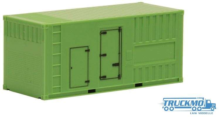 Herpa 20ft Generator-Container 491425