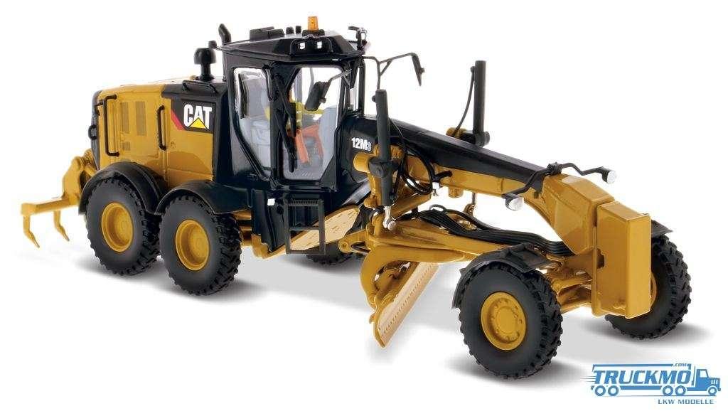 Diecast Masters CAT 12M3 Motor Grader 85519