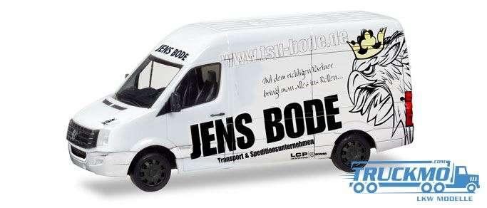 Herpa TSU Bode VW Crafter Kasten Hochdach 093682