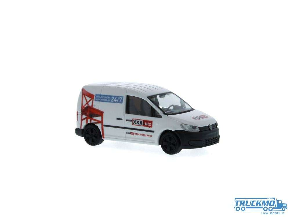 Rietze Xxx Lutz Mein Möbelhaus Volkswagen Caddy 11 31814 Truckmo