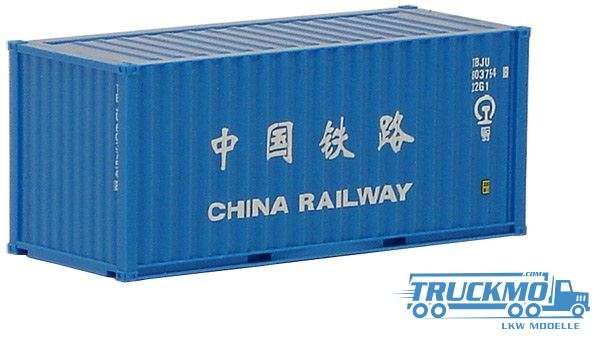AWM China Railway 20ft. Container 491401