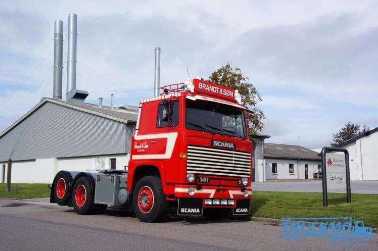 WSI Brandt & Son Scania 1 Serie 01-3284