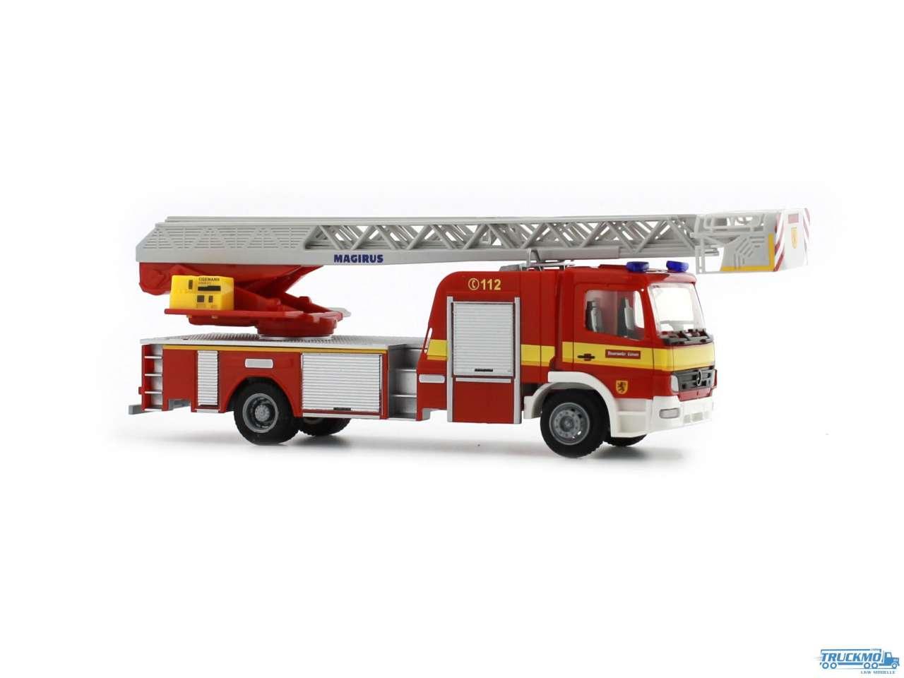 Rietze Feuerwehr Lünen Mercedes Benz Atego DLK L-AS 71611