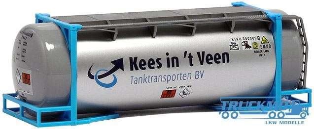 AWM Kees in´t Veen, 26ft. Tankcontainer 491230