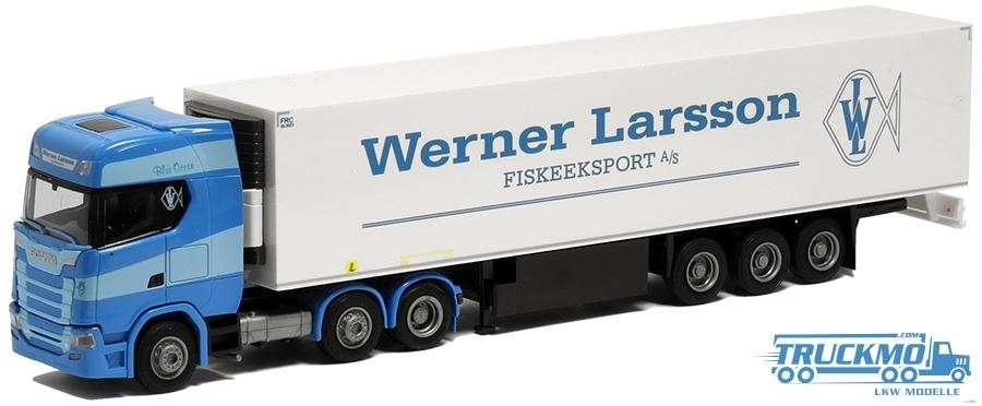 Kühl-KSZ  Bring 9221.01 AWM LKW Scania CS HD//Aerop