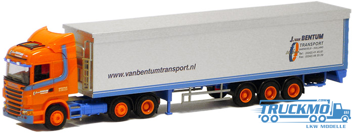 "AWM Van Bentum Scania ""09"" Highl. / Aerop. - Schubb.-SZ"