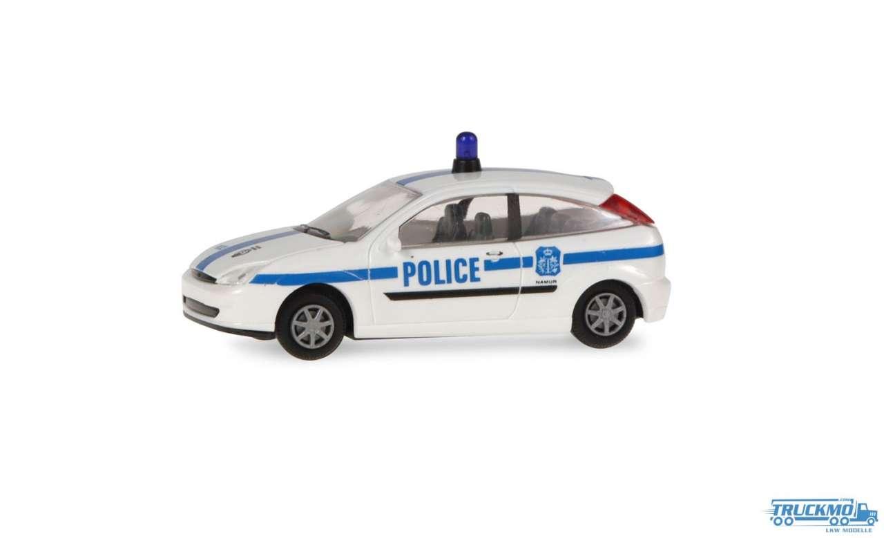 Rietze Polizei Belgien Ford Focus Fließheck 50961