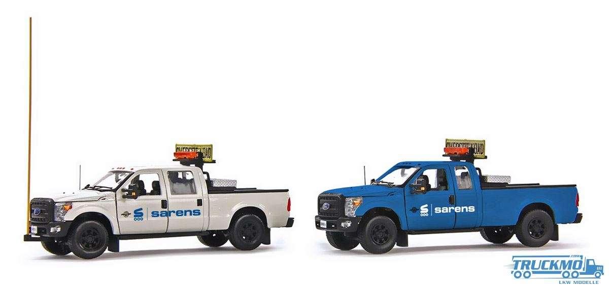 IMC models Sarens Ford F250 trucks 20-1042