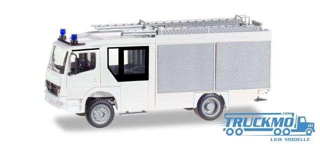 Herpa MiniKit Mercedes-Benz Atego Ziegler Z-Cab LF 20, weiß 012980